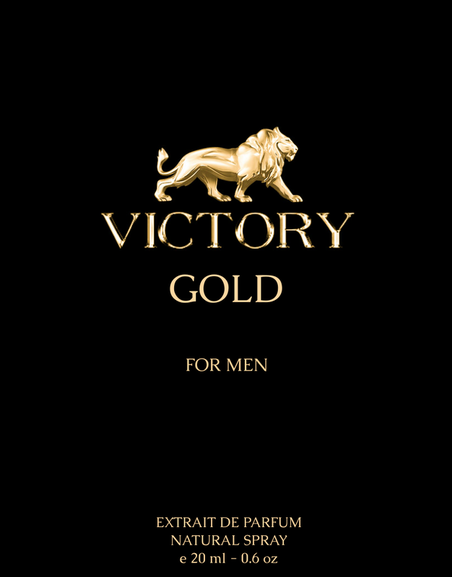 Victory Gold Perfume for Men